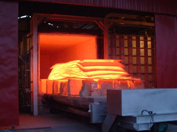 台车式热处理炉
