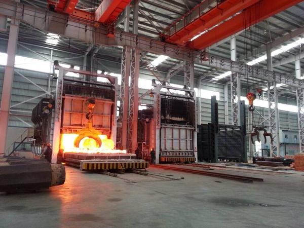 台车炉退火过烧原因及防止这种方法