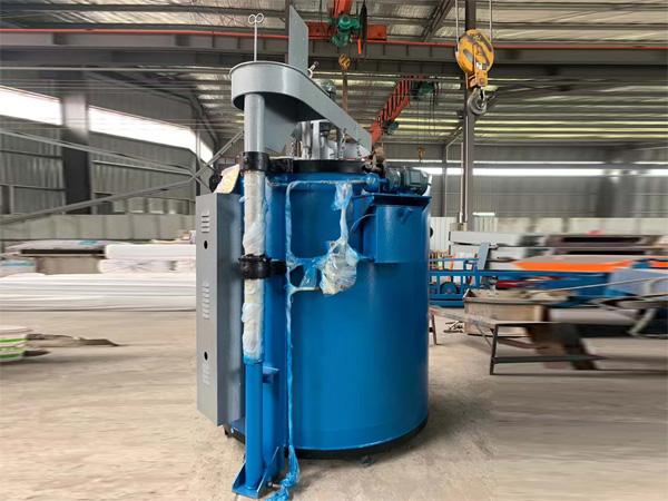 75KW井式气体渗碳炉